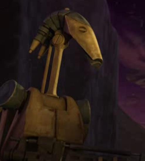 Droide de combate B1 no identificado 2 (R2-D2)