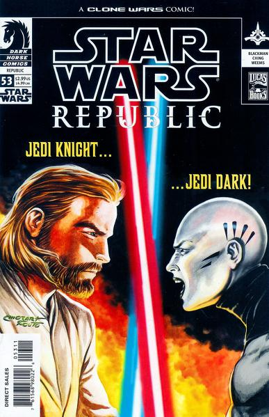 Star Wars: Republic 53: Blast Radius