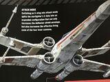 Caza estelar T-65C-A2 Ala-X
