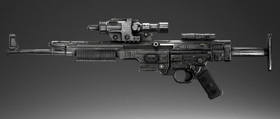 Rifle bláster A280C