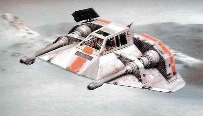 Aerodeslizador T-47/Leyendas