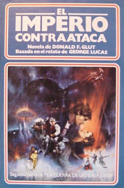 Star Wars Episodio V: El Imperio Contraataca (novela)