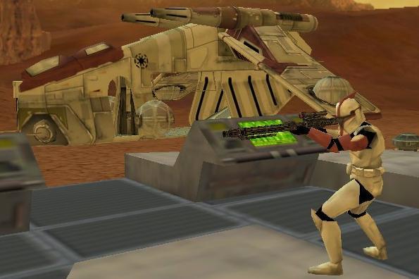 Francotirador clon