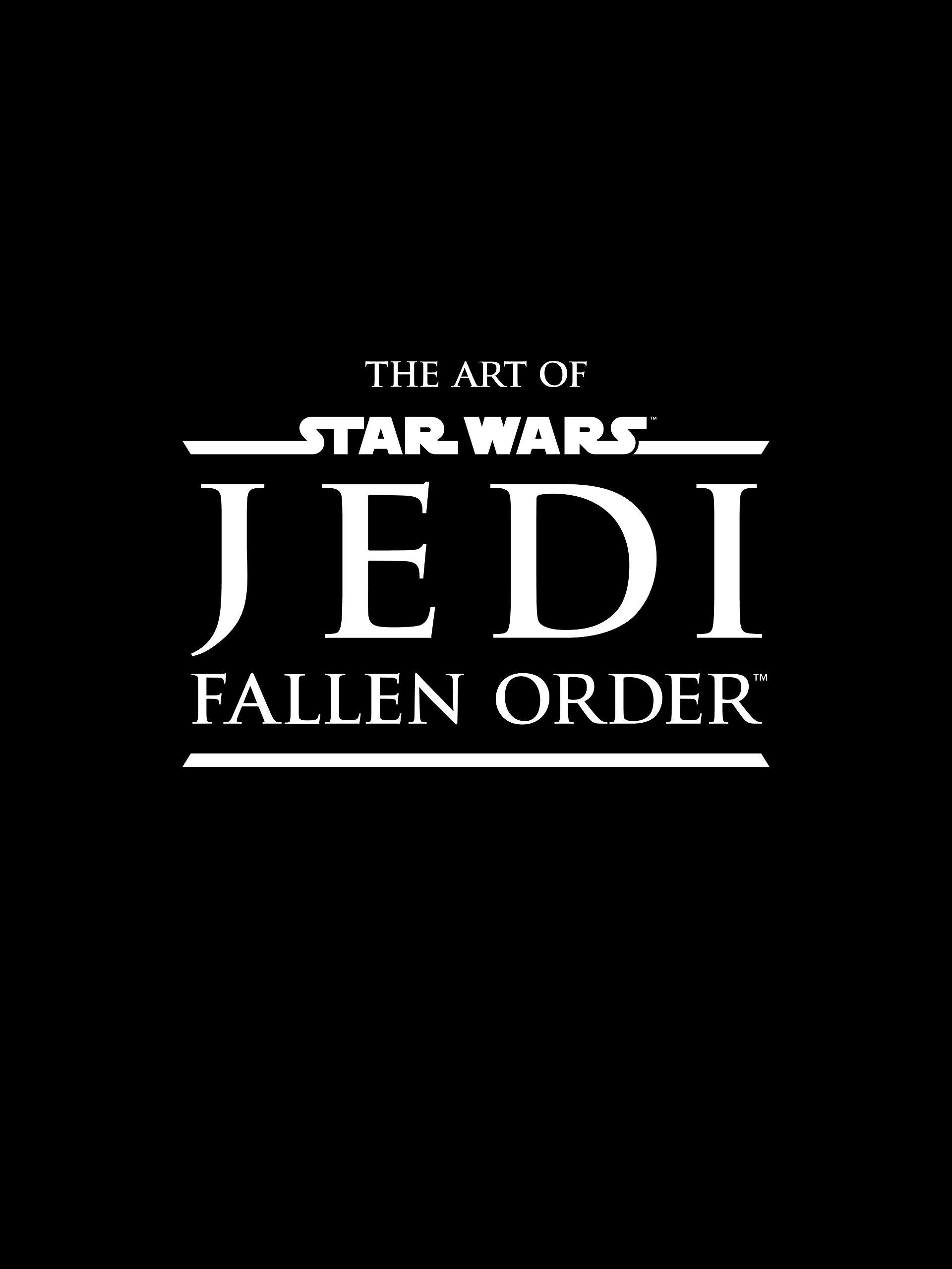 El Arte de Star Wars Jedi: Fallen Order