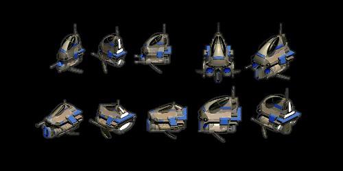 Bombardero droide E-STAP