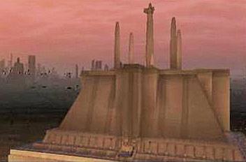 Tercera Misión al Templo Jedi