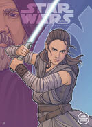 Star Wars Insider issue 189 Celebration Special light side edition cover