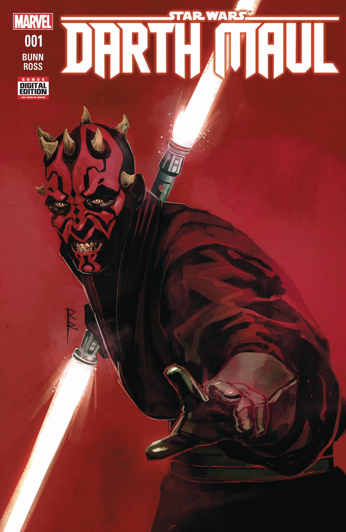 Darth Maul (2017) 1