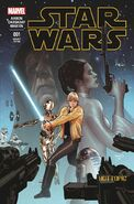 Star Wars Vol 2 1 Hot Topic Variant