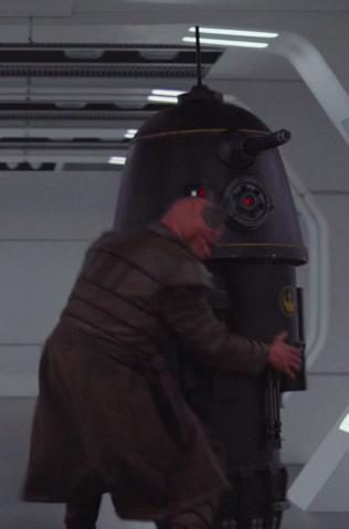 Droide de seguridad de la Nueva República (tipo 2)