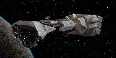 Crucero pesado clase Neutrón Estelar/Leyendas