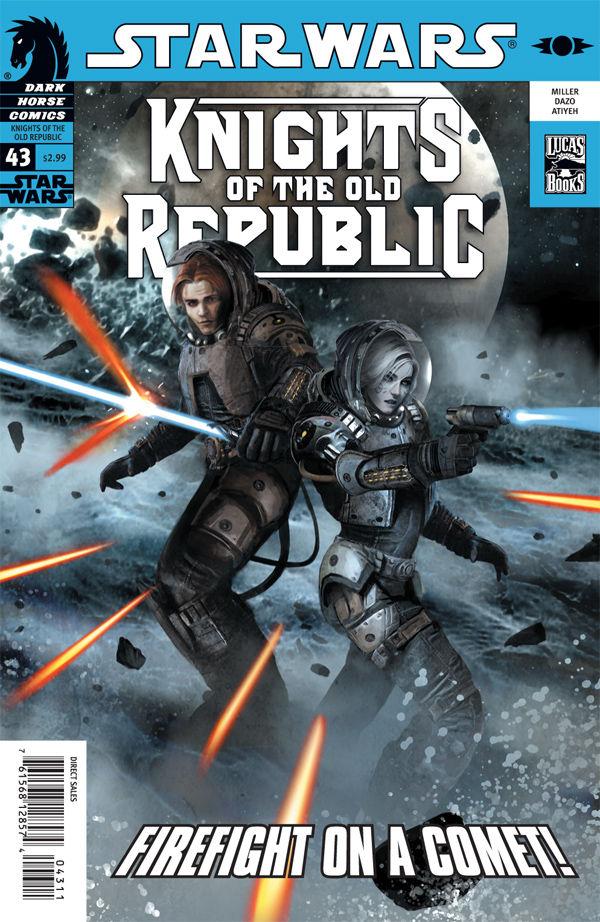 Star Wars: Caballeros de la Antigua República: La cosecha