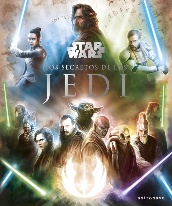 Star Wars: Los Secretos de los Jedi