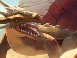 Dragón krayt