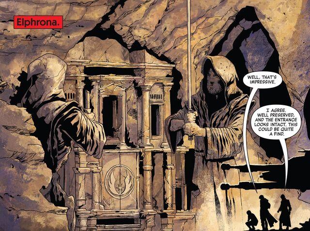 Puesto de avanzada Jedi de Elphrona
