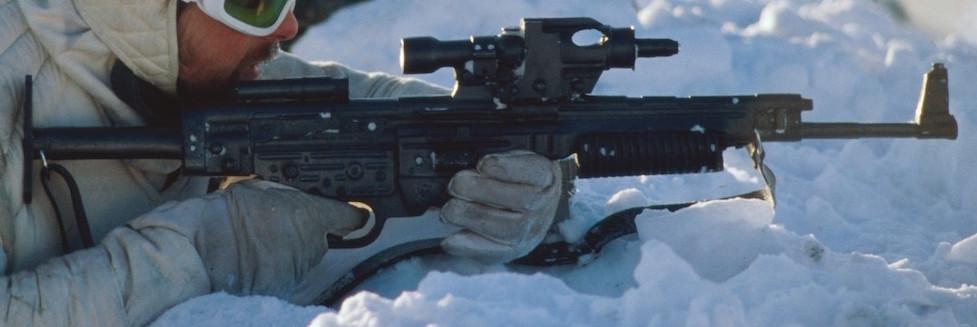 Rifle bláster A295