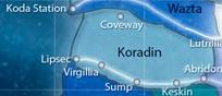 Sector Koradin