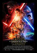 El Despertar de la Fuerza Poster