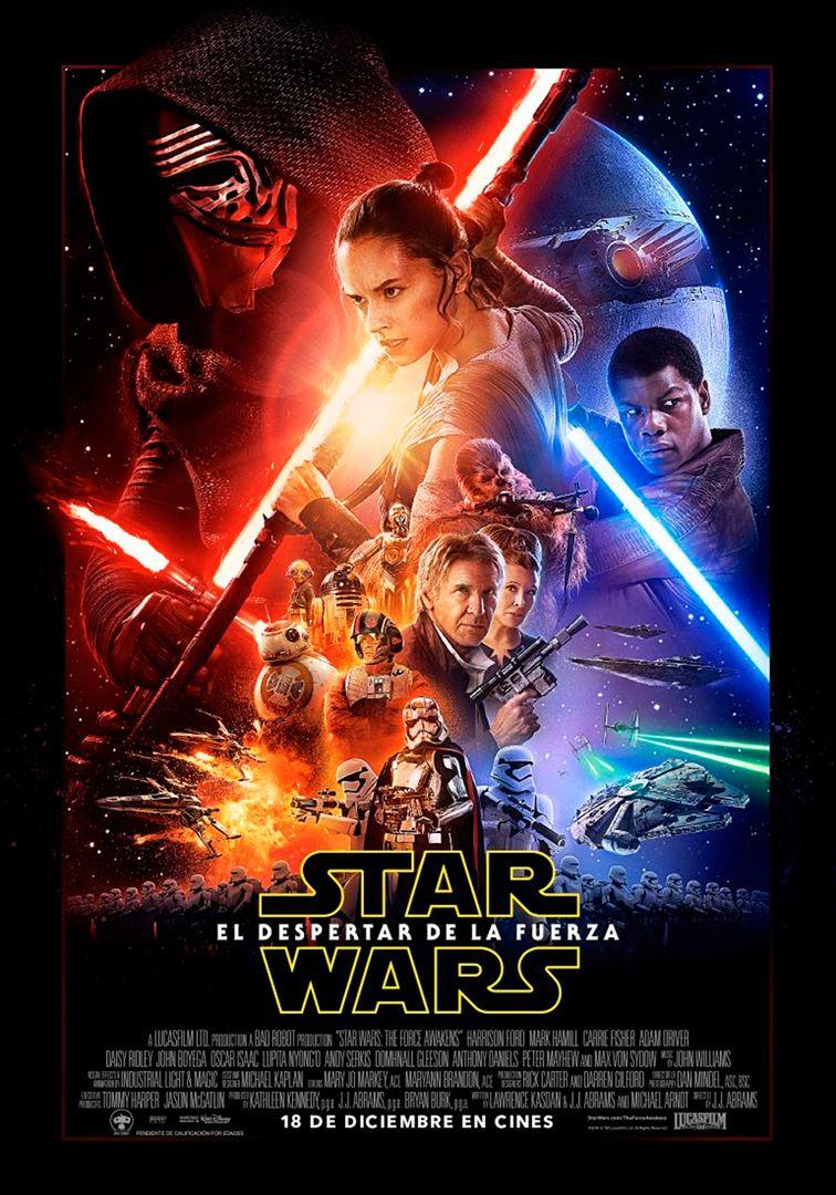 Star Wars Episodio Vii El Despertar De La Fuerza Star Wars Wiki Fandom