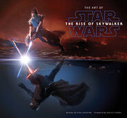 TheArtofStarWars RiseofSkywalker cover updated
