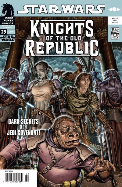 Caballeros de la Antigua República 29: Exaltado, parte 1