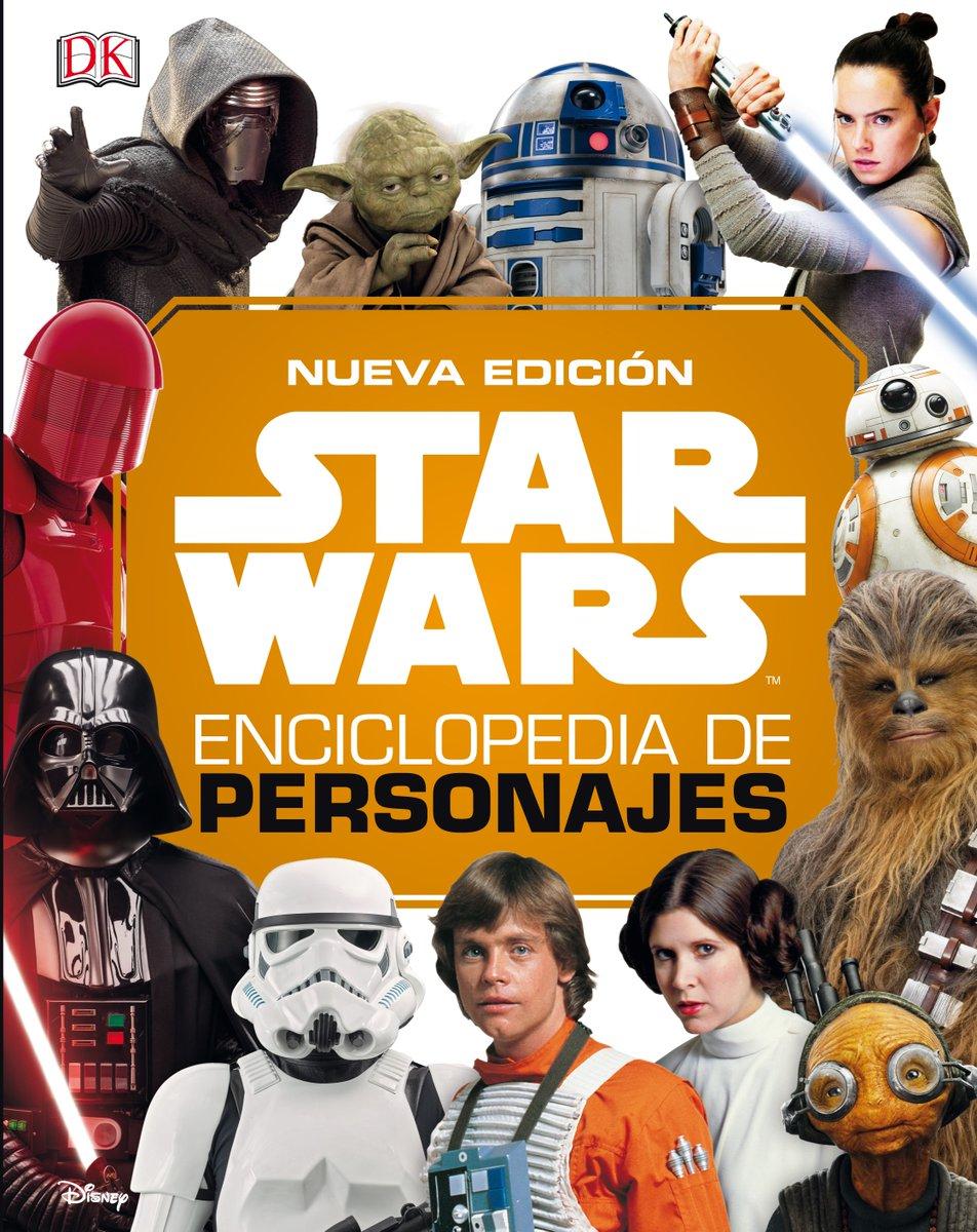 Star Wars Enciclopedia de Personajes: Nueva Edición