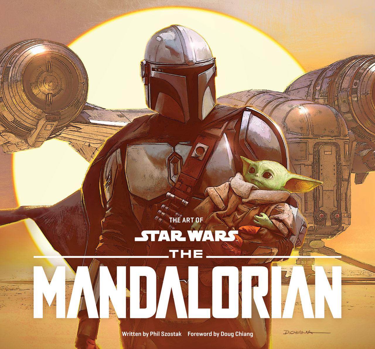 The Art of The Mandalorian (Season One)