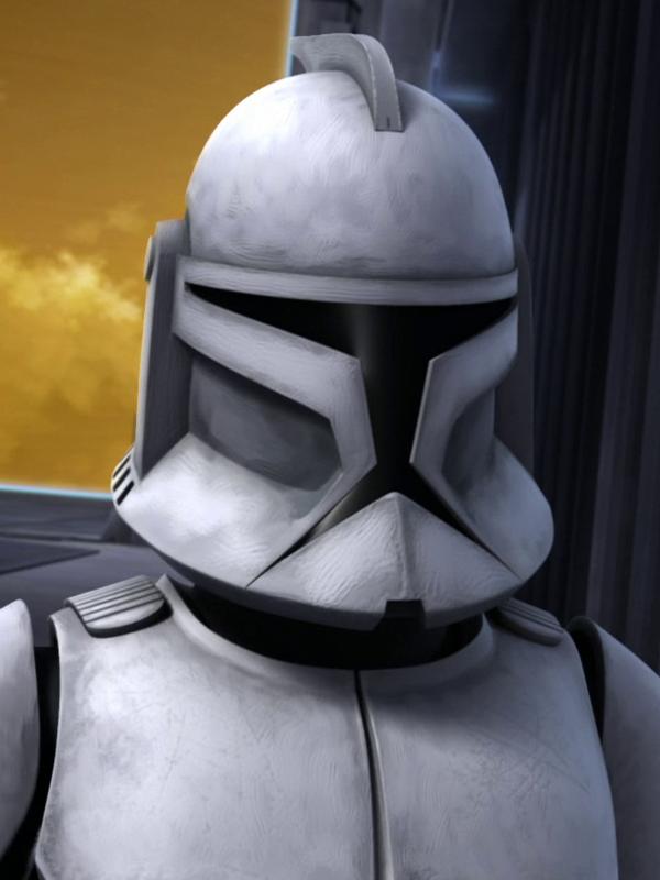 Soldado clon piloto no identificado (Crepúsculo)