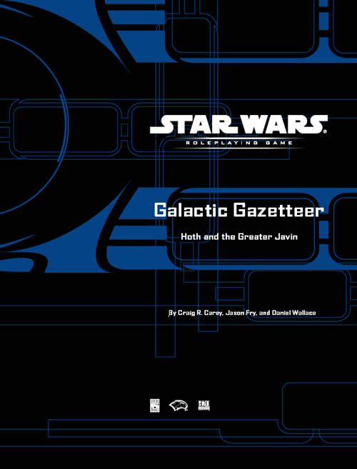 Galactic Gazetteer: Hoth and the Greater Javin