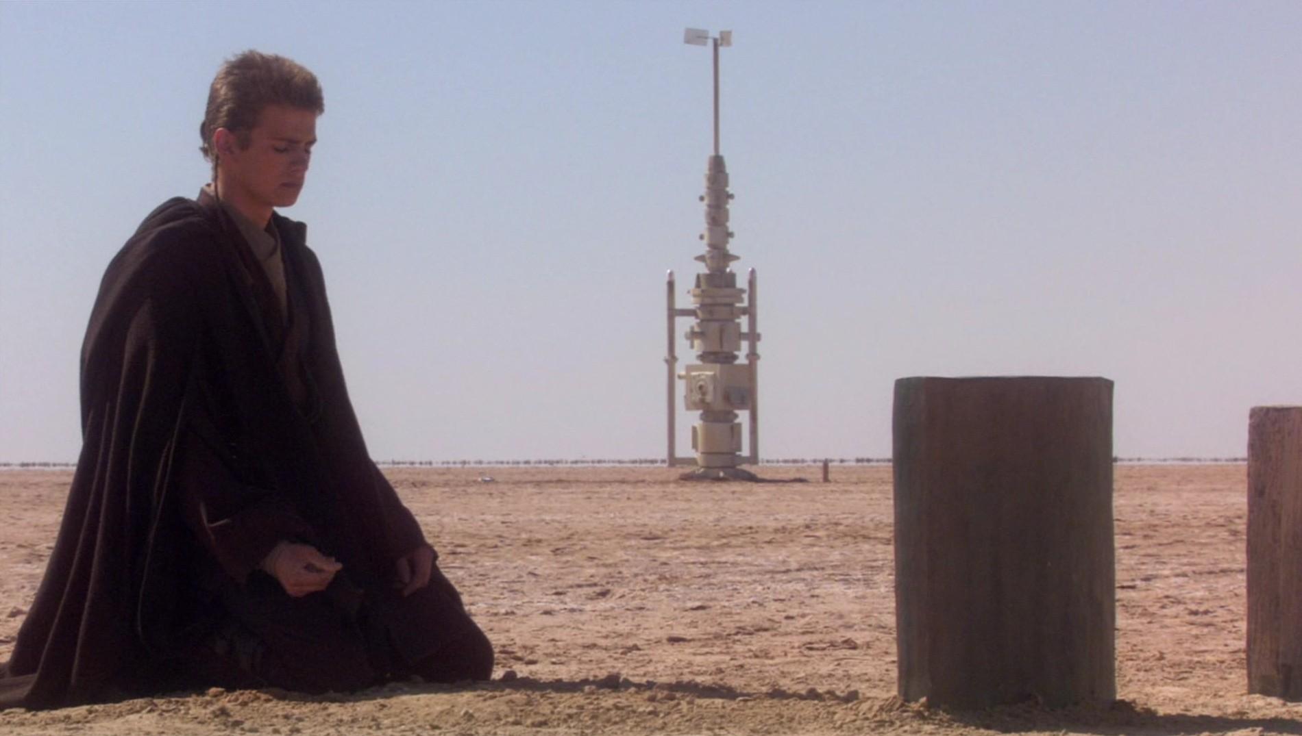 Funeral de Shmi Skywalker Lars