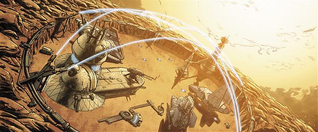 Batalla de la Estación Flashpoint
