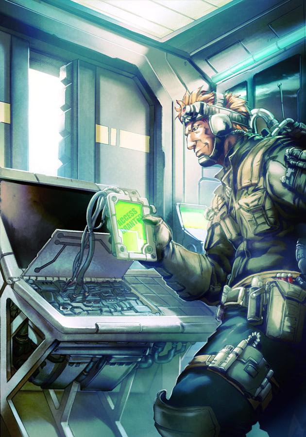 Hacker/Leyendas