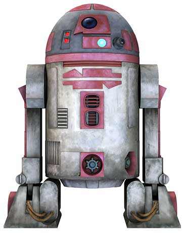 R2-KT/Leyendas