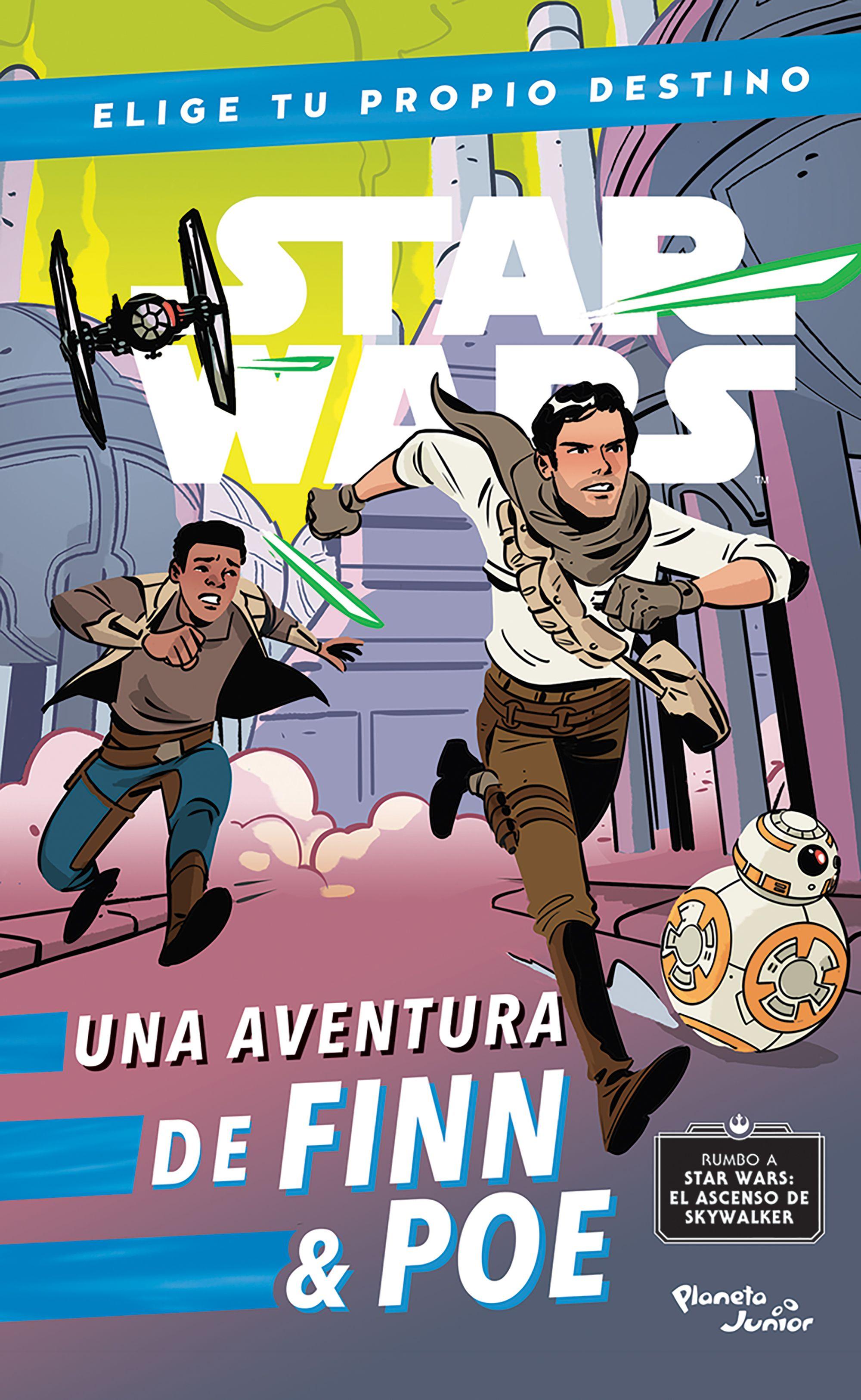 Elige Tu Propio Destino: Una Aventura de Finn & Poe