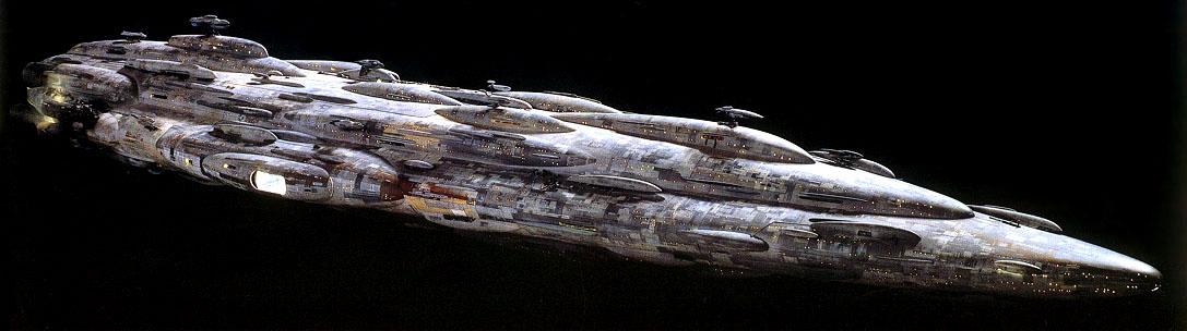 Crucero Estelar MC80 clase Hogar Uno