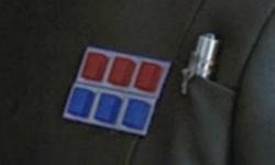 Placa de insignia de rango/Leyendas