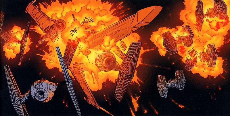 Misión a Commenor (Guerra Civil Galáctica)