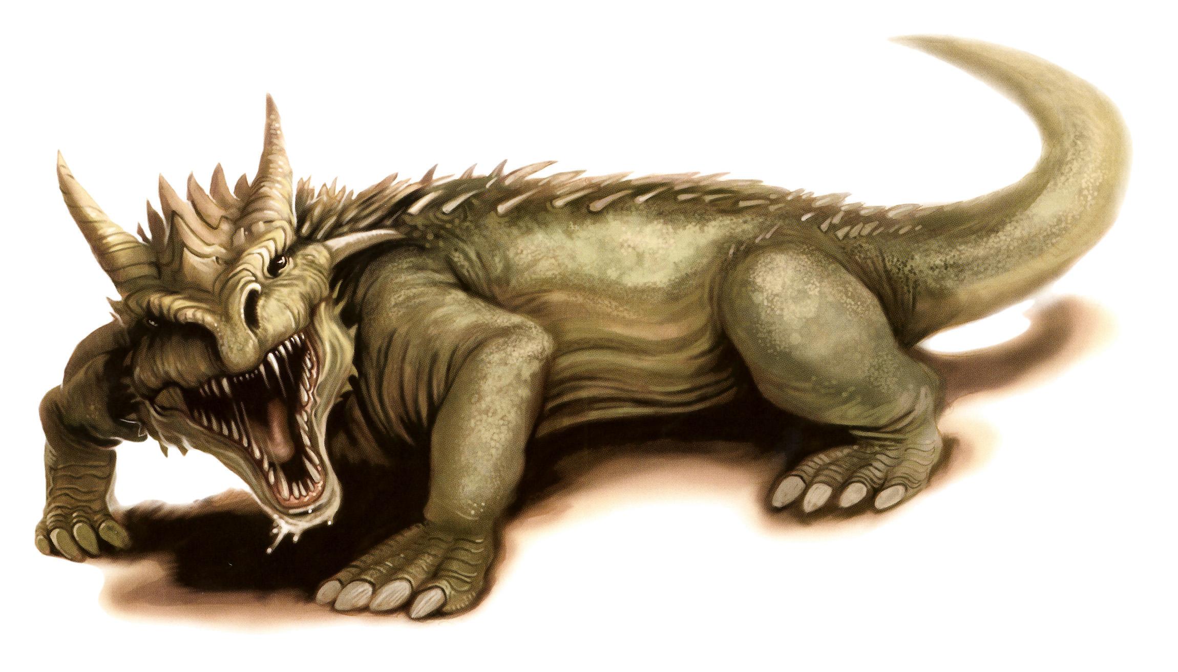 Dragón krayt/Leyendas