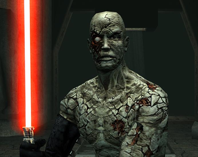 Duelo en la Academia de Korriban (Primera Purga Jedi)