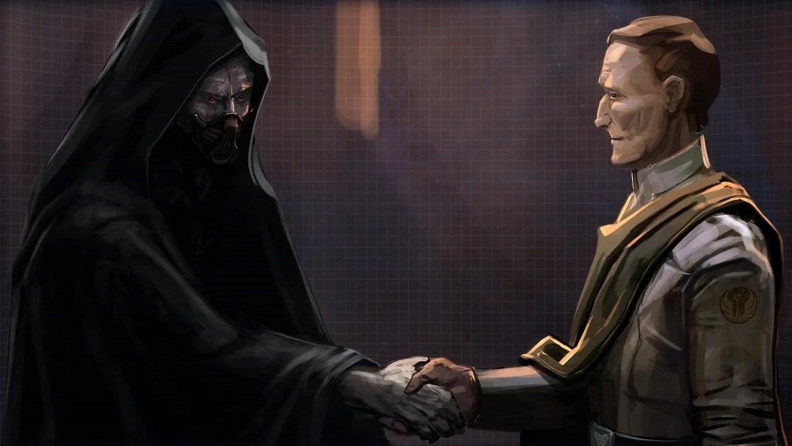 Periodo Entre Guerras Sith