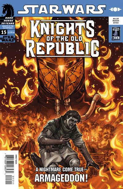 Caballeros de la Antigua República 15: Días de miedo, parte 3