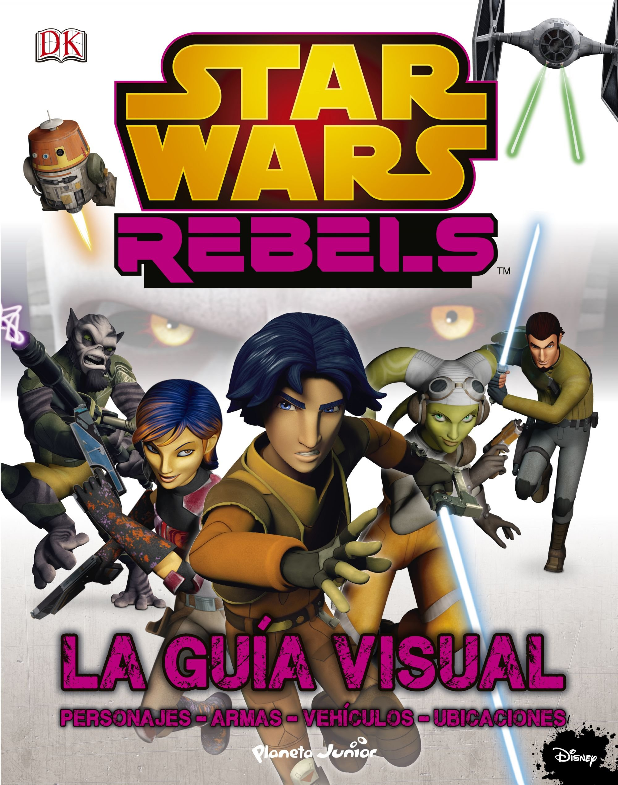 Star Wars Rebels: La Guía Visual