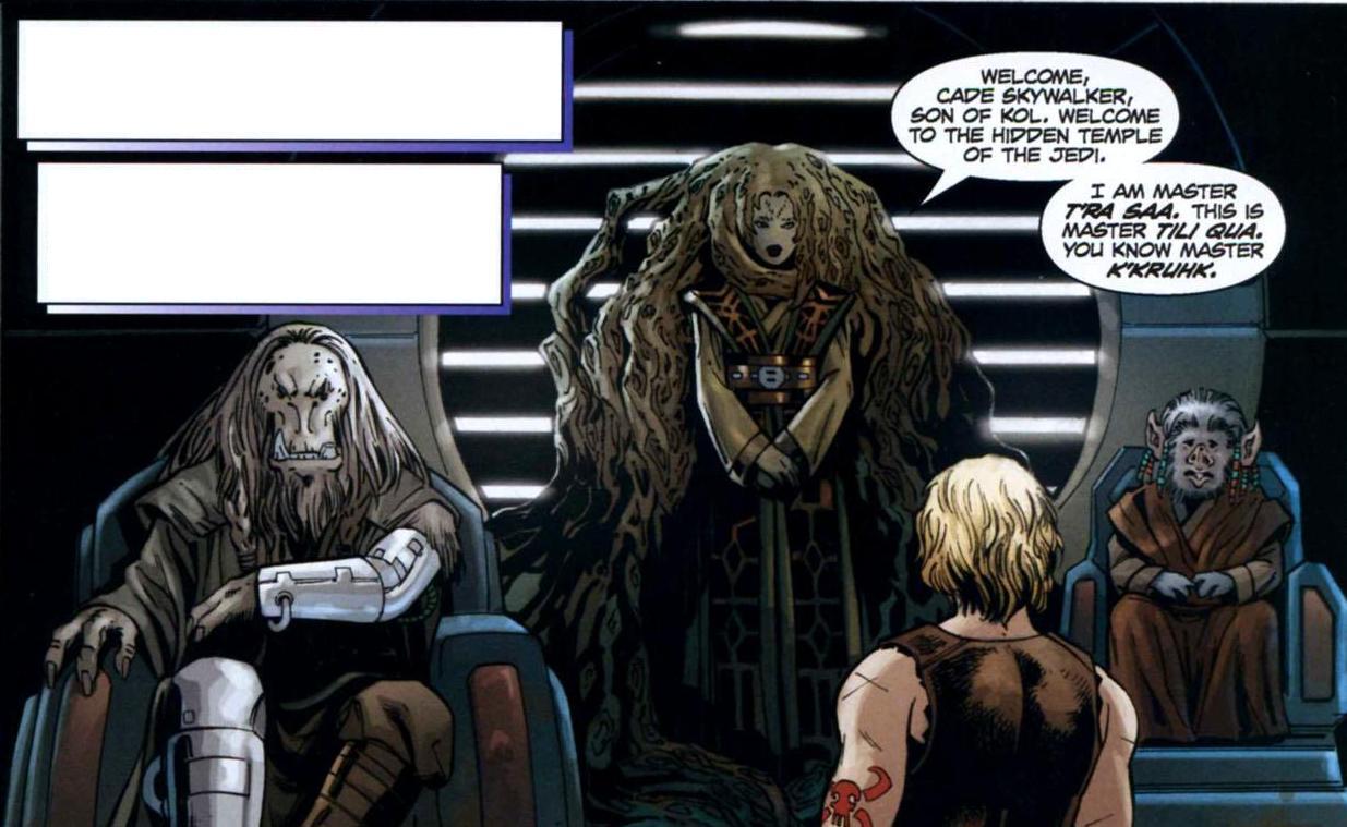 Alto Consejo Jedi (Nueva Orden Jedi)