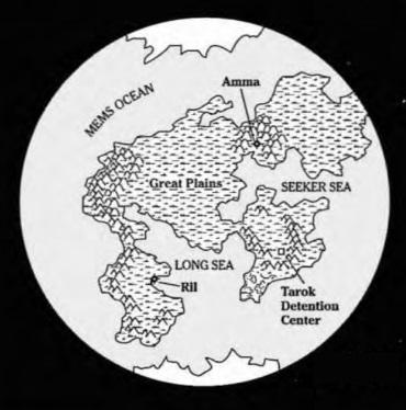 Bacrana/Leyendas