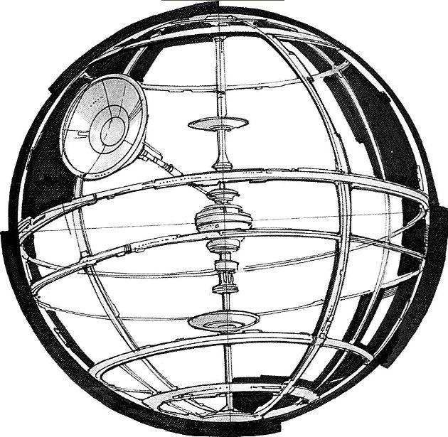 Prototipo de la Estrella de la Muerte