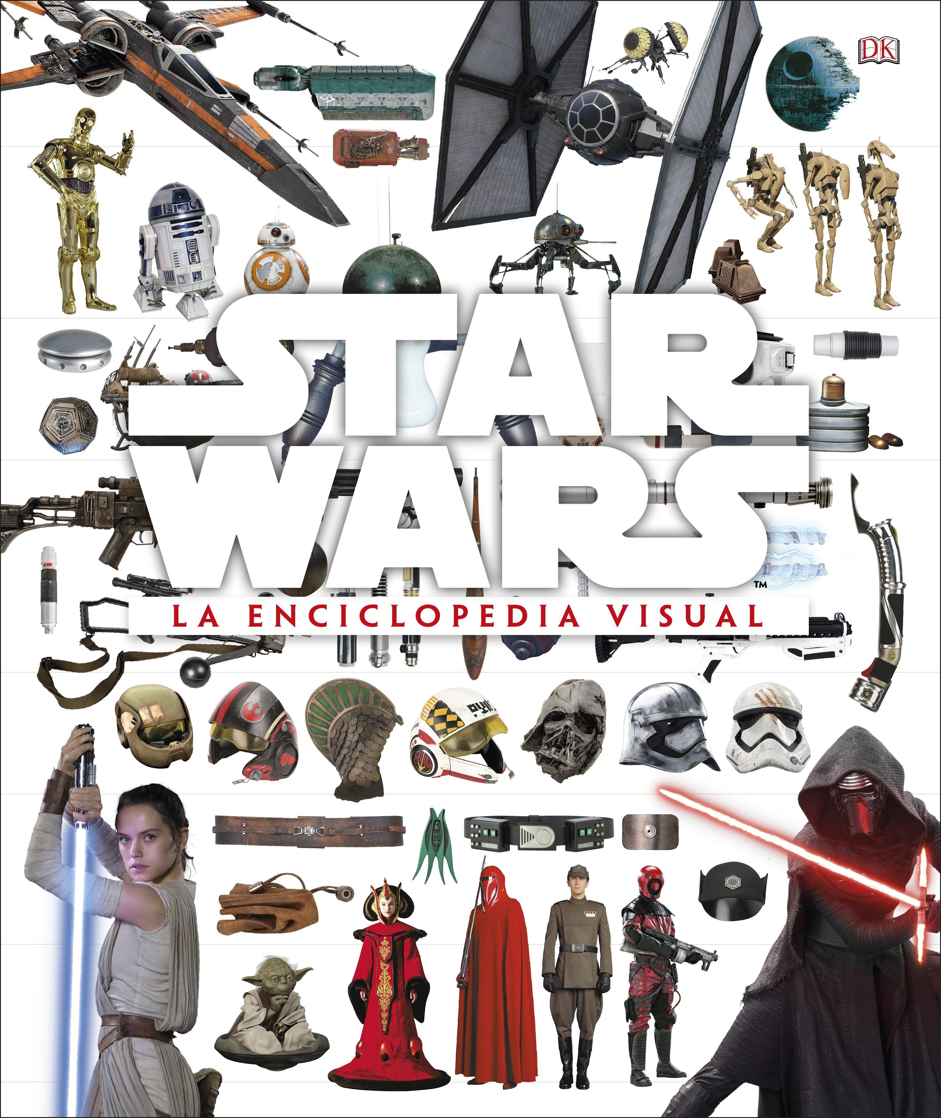 Star Wars: La Enciclopedia Visual