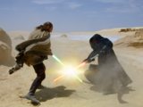Duelo en Tatooine