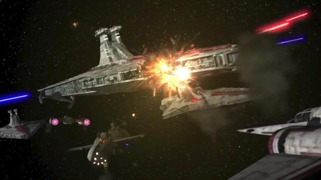 Ataque a la Flota de Obi-Wan Kenobi