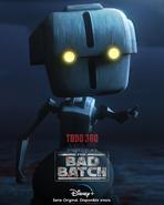 Star Wars The Bad Batch Todo 360 posterLA