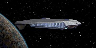 Crucero pesado clase Fuego de Quasar
